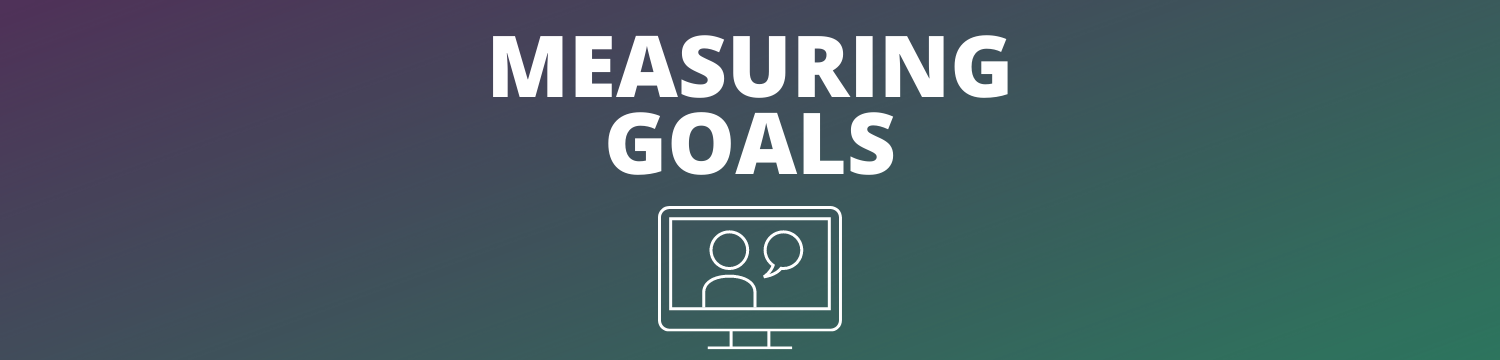 measuring your marketing goals