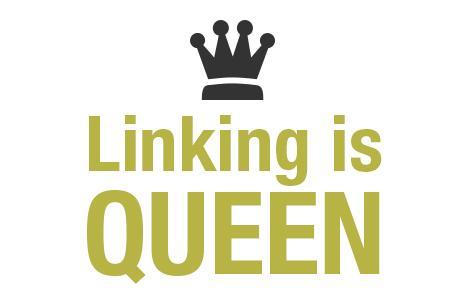 SEO stragegy- Linking is Queen