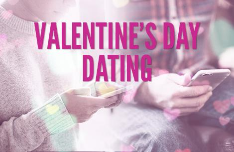 online dating and valentines day It's valentine's week and the good news is valentine's day is on friday this year, so you have all week long to flirt online if you'd like to score a date by then.