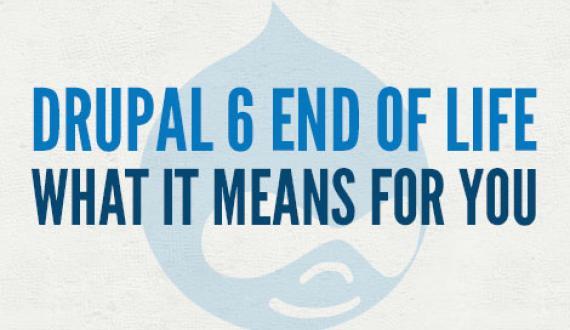 Drupal 6 End of Life