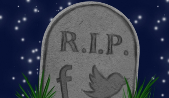 Social Media Accounts after Death
